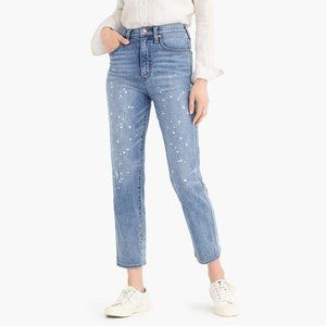 Point Sur for J. Crew Straight Leg Jean with Paint